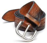 Orciani Textured Leather Belt