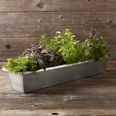 Williams-Sonoma Galvanized Window Planter, Sale