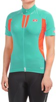 Sugoi RS Ice Cycling Jersey - Full Zip, Short Sleeve (For Women)