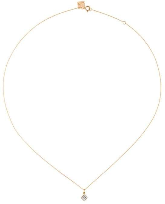 Ginette 'Ever Square' necklace