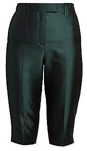 Givenchy Women's Wool & Silk Bermuda Shorts