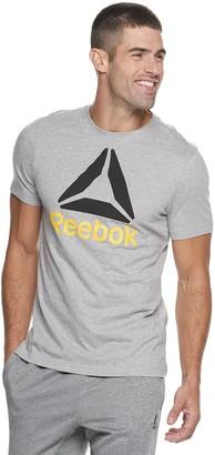 Reebok Men's Logo Tee