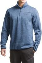 Columbia Birch Woods Fleece Shirt - Zip Neck, Long Sleeve (For Men)