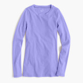 J.Crew Perfect-fit long-sleeve T-shirt
