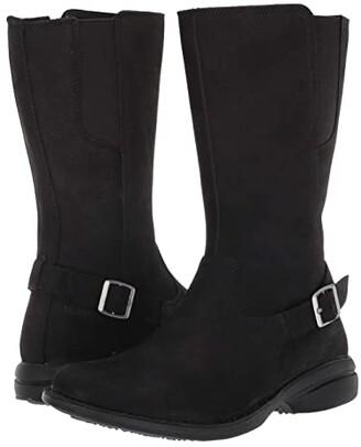 Merrell Andover Peak Waterproof (Black) Women's Boots