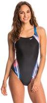 Speedo Power Prism Quantum Splice One Piece Swimsuit 8136855
