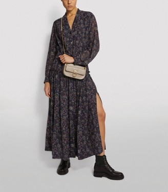 Chloé Floral Tiered Maxi Dress