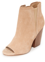 Splendid Kendyll Open Toe Booties