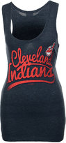 5th & Ocean Women's Cleveland Indians Scripty Tank