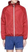 DANWARD Raglan sleeve windbreaker jacket
