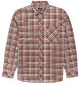 Rip Curl Boy's Mundo Plaid Flannel Shirt