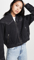 Wrangler 80's Sherpa Jacket