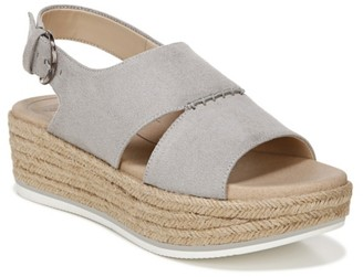 Dr. Scholl's Catch 22 Espadrille Wedge Sandal
