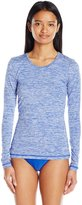 Rip Curl Women's Search Loose Fitting Long Sleeve Uv Rashguard