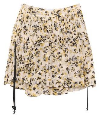 Dondup Knee length skirt