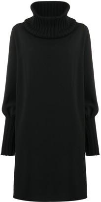 Gianluca Capannolo Oversized Knit Dress
