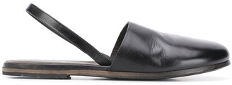 Marsèll Polished Effect Mules