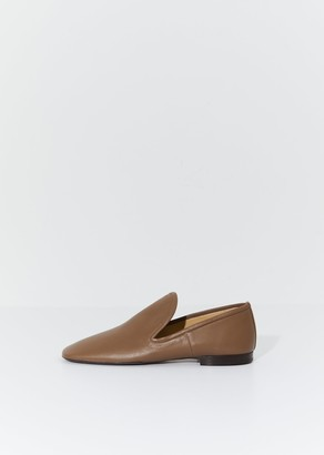 Lemaire Soft Loafer Khaki Brown