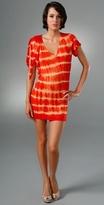 Groovy Tie-Dye Tunic Dress