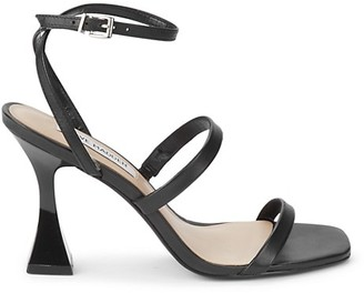 Steve Madden Scorpius Leather Heeled Sandals