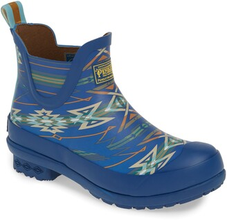 Pendleton Starwatchers Heritage Print Waterproof Chelsea Boot
