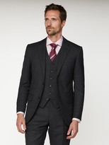 Jeff Banks Soho Suit Jacket - Charcoal