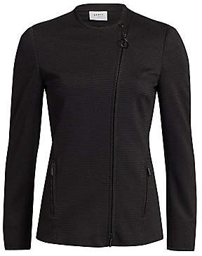 Akris Punto Women's Pindot Jacket