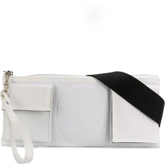 MM6 MAISON MARGIELA multi pockets belt bag