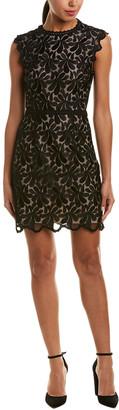 Reiss Sami Sheath Dress