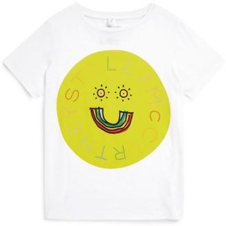 Stella McCartney Rainbow Smile T-Shirt