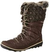Columbia Women's Heavenly Omni-Heat Knit Snow Boots