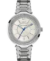 Wittnauer Men's Taylor Crystal Accent Stainless Steel Bracelet Watch