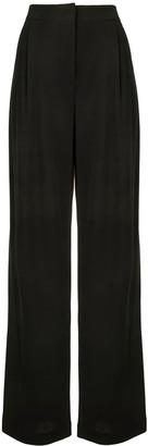Giambattista Valli High-Waisted Wide Leg Trousers
