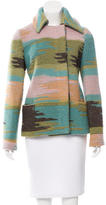 Missoni Patterned Wool Coat