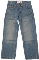 Levi's Boys 4-7x 505 Regular Fit Jeans
