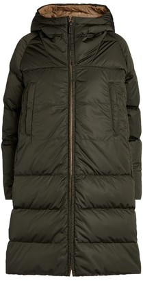Max Mara Reversible Quilted Coat