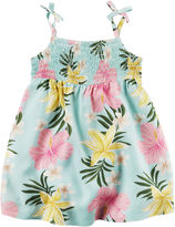 Carter's Carter'sDress and Bloomers- Baby Girls