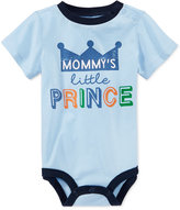 First Impressions Baby Boys' Mommy's Little Prince Bodysuit, Only at Macy's