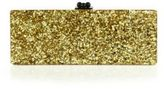 Edie Parker Flavia Solid Clutch