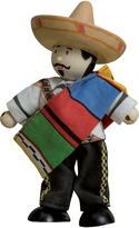 Le Toy Van Budkins Pancho the Mexican Doll