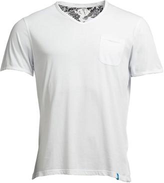 Panareha Mojito V-Neck T-Shirt - White
