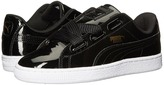Puma Basket Heart Patent Women's Shoes