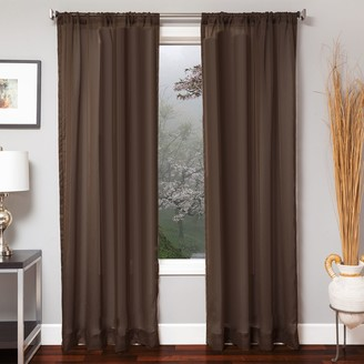 Softline 1-Panel Cosimo Window Curtain