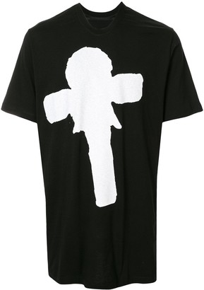 Julius graphic print T-shirt