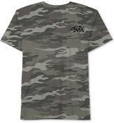 JEM Men's California Camouflage T-Shirt