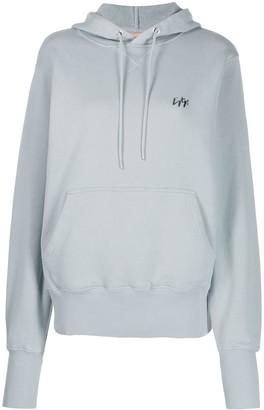 Eytys Lewis logo hoodie