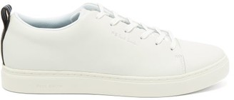 Paul Smith Lee Smooth-leather Trainers - Mens - White