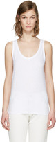 Rag & Bone White the Tank Tank Top