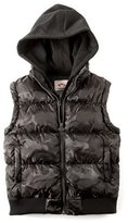 Appaman Turnstile Convertible Puffer Jacket, Size 2-10