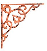 Pumpkin Vine Bracket